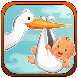 Cute Angel Baby Fly Home - Casual Falling Games for Girls