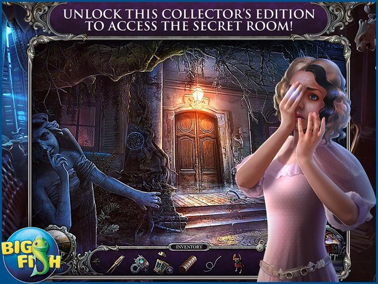 Mystery Trackers: Blackrow's Secret HD - A Hidden Object Detective Game screenshot-3
