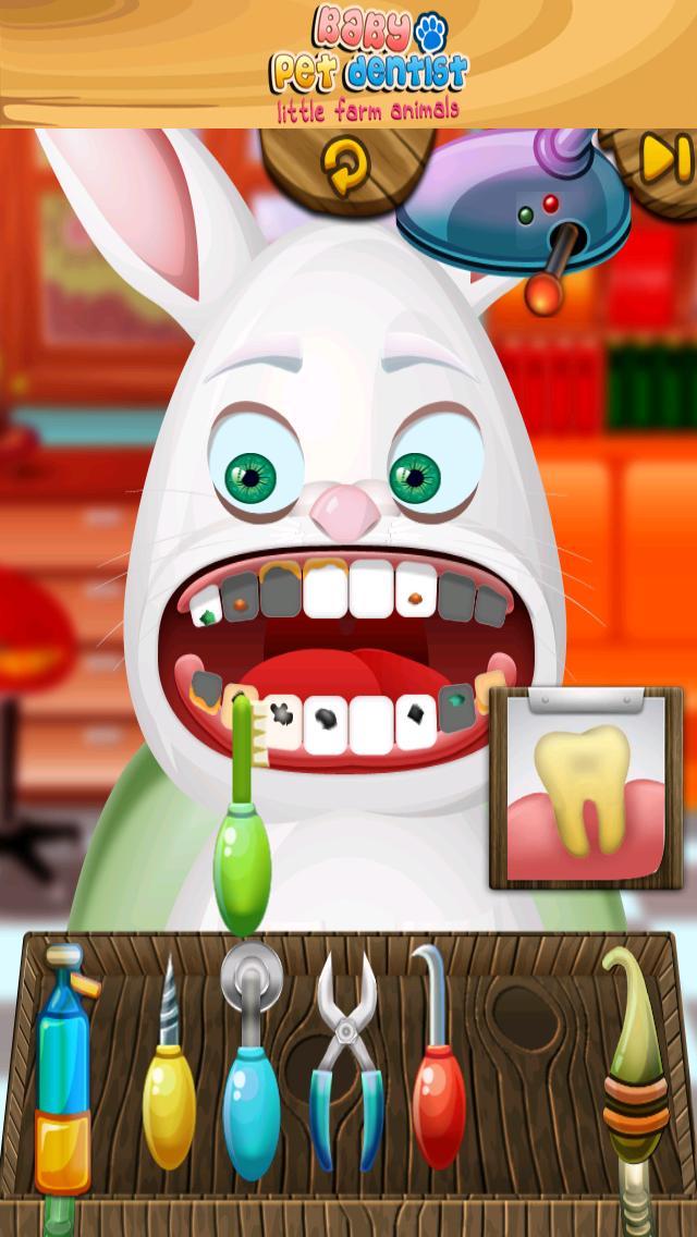 無料のベビーペットリル歯ドクターファームアニマルファミリー歯科のおすすめ画像1