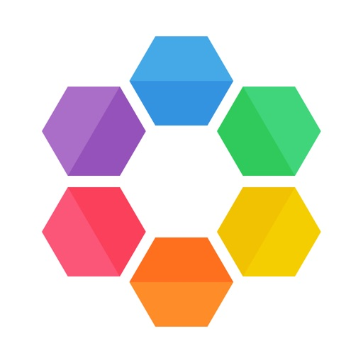 Hexit - A minimal puzzle game