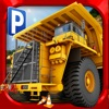 3D Quarry Driver Parking Simulator
