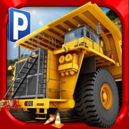 Quarry Driver Parking Game - Real Mining Monster Truck Car Driving Test Park Sim Racing Games