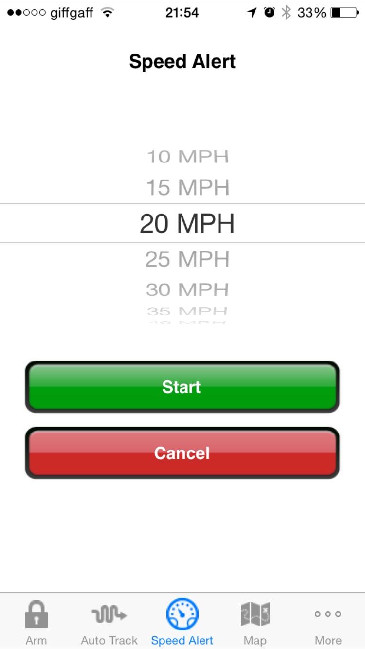 GPS Tracker TK (for TK102,TK103,TK104,TK105,TK106) Screenshot