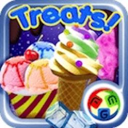 Frozen Treats Ice-Cream Cone Creator: Make Sugar Sundae! by Free Food Maker Games Factory