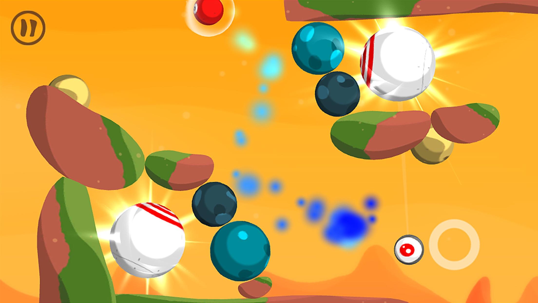 Screenshot do app Gluddle