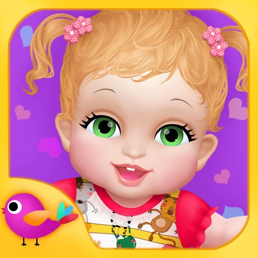 My Little Baby™ - Baby Dress Up Game iOS App