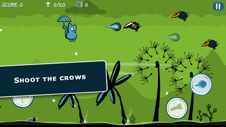 Bronko Blue, the kitten copter screenshot-4