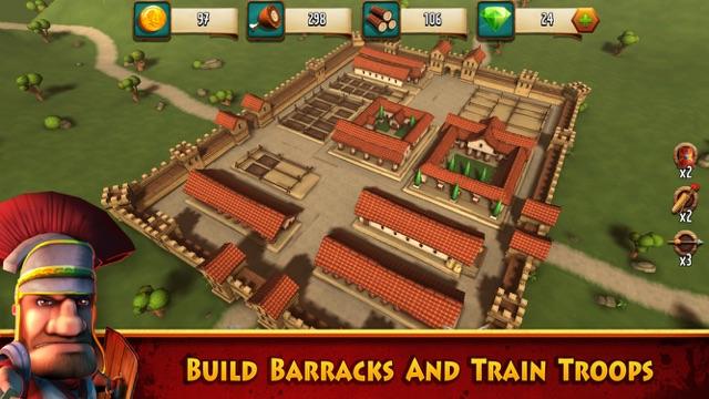 Cato and Macro Screenshot