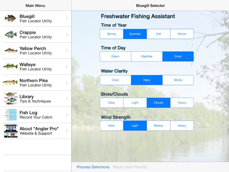 Angler Pro