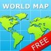 World Map for iPad FREE - iPadアプリ