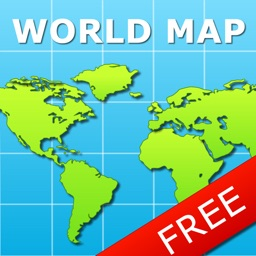 World map atlas countries flags icons and wallpaper by janice ong world map for ipad free gumiabroncs Gallery
