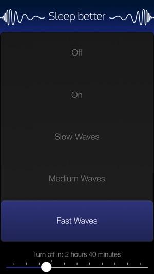 Sleep Better: Relaxing Waves Screenshot