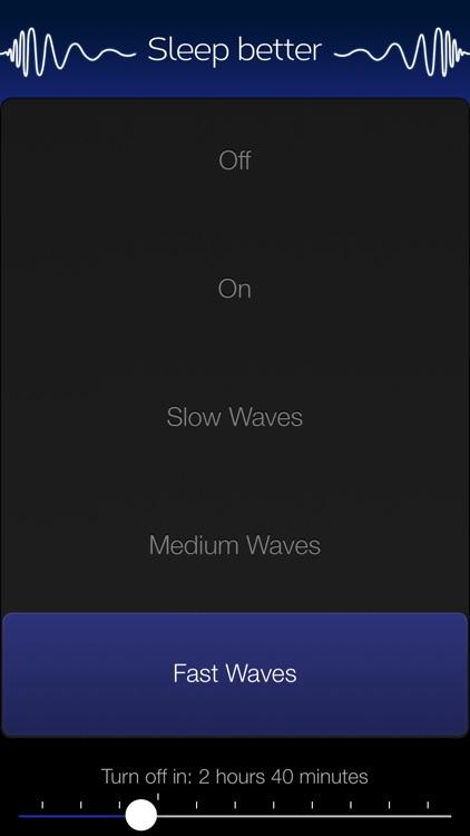 Sleep Better: Relaxing Waves screenshot-2