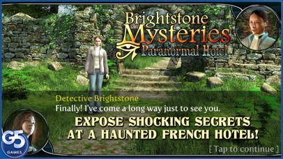 Brightstone Mysteries: Paranormal Hotel-0
