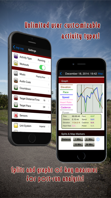 Jog Log - GPS Running, Walking, Cycling, and Workout Trackerのおすすめ画像4