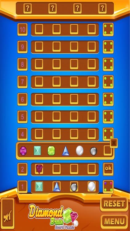 Diamond Brain Board Puzzle