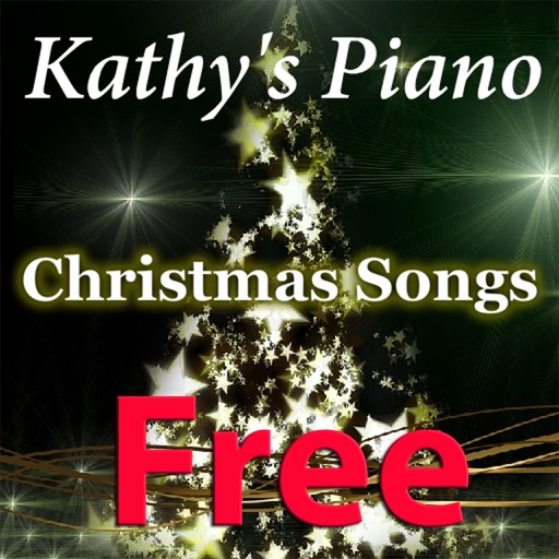 Christmas Songs by Kathy's Piano Lite icon