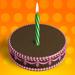 198.蜡烛蛋糕