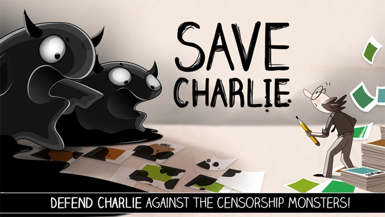 Save Charlie - play for freedom of the press