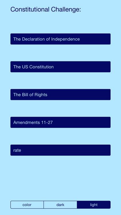 Constitutional Challenge screenshot-3