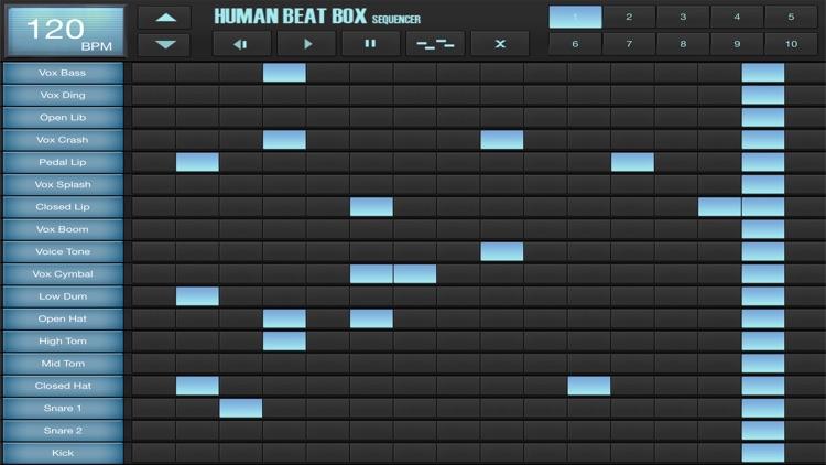 Beat Box Human