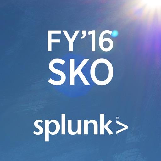 Splunk FY16 SKO icon