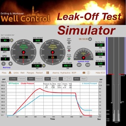 Leak Off Test Simulator HD