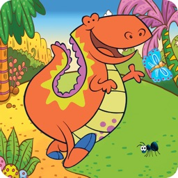 Interactive Dinosaur World For Kids In Preschool and Kindergarten