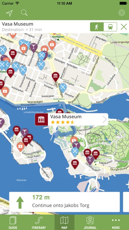Stockholm Travel Guide (with Offline Maps) - mTrip