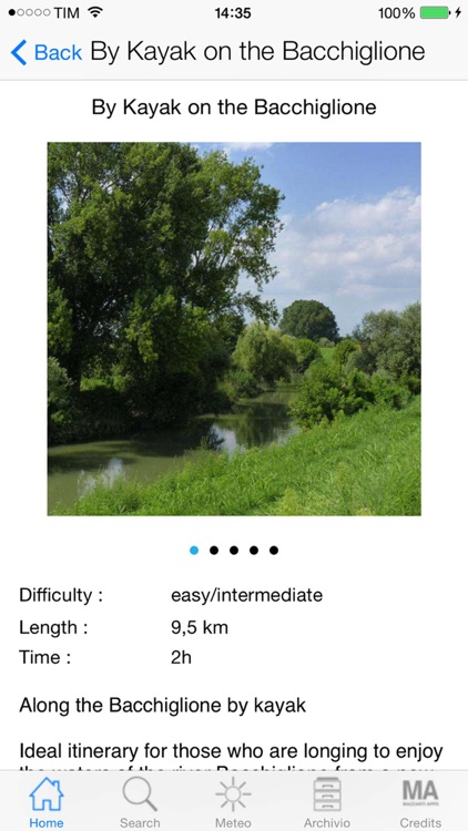 Bacchiglione - english version screenshot-3