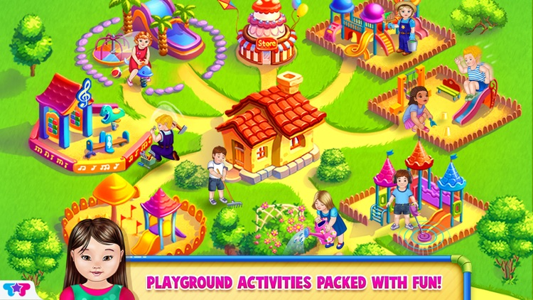 Baby Playground - Build, Play & Have Fun in the Park screenshot-4