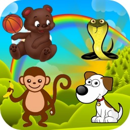 Cool Games For Kids Free! Matching,Target ,Puzzles etc