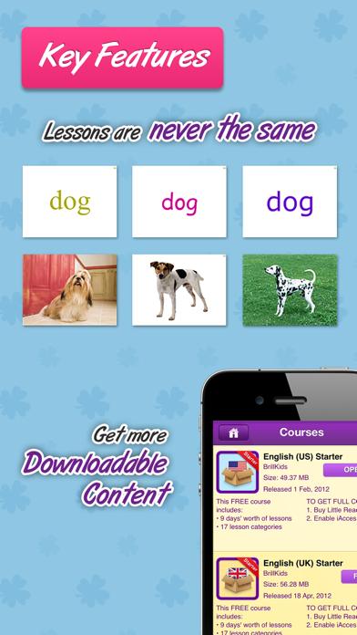 Little Reader Touch screenshot three