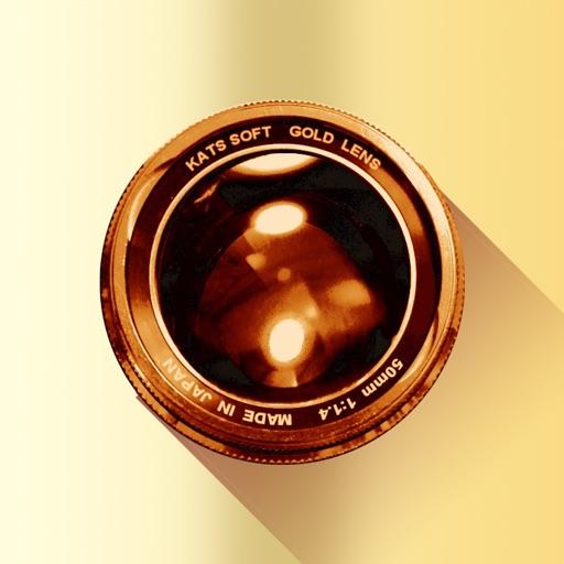 Gold Lens