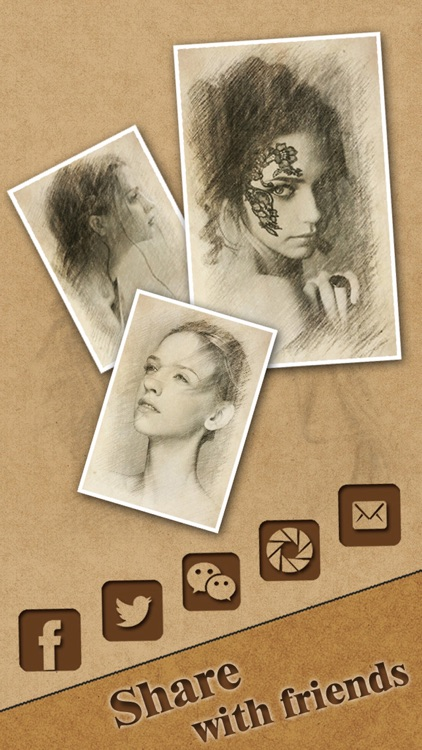 Cartoon Sketch HD - Filter Booth to add Pencil Portrait Effect & Splash Color on Camera Photo screenshot-4