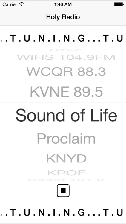 Holy Radio Free screenshot-3