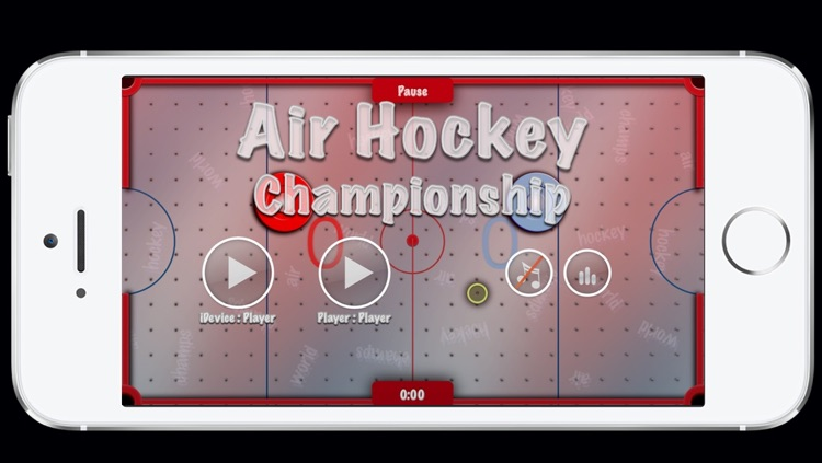 Air Hockey - Championship 3D+