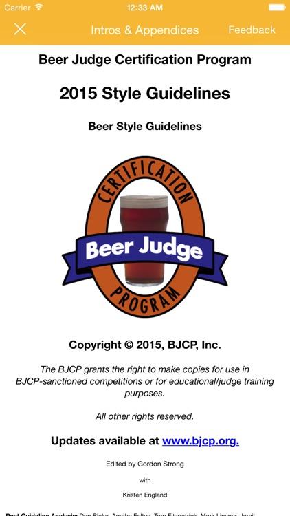 BJCP 2015