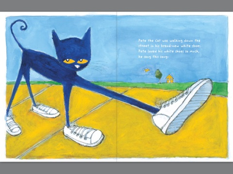 pete the cat i love my white shoes by eric litwin on apple books