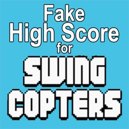 Fake High Score for Swing Copters