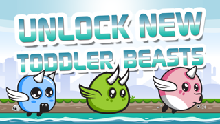 Amazing Toddler Beasts – Tiny Monsters in Full Flight screenshot two