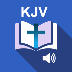 Holy Bible App - KJV Audio and Book app