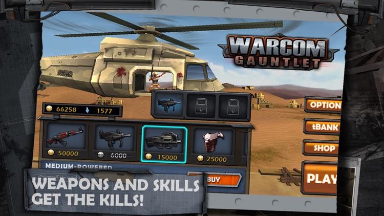WarCom: Gauntlet screenshot-3