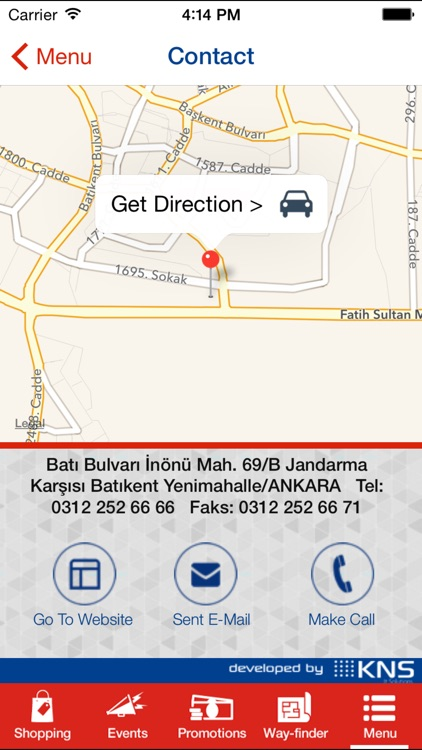Carrefour Ankara Alışveriş Merkezi screenshot-4