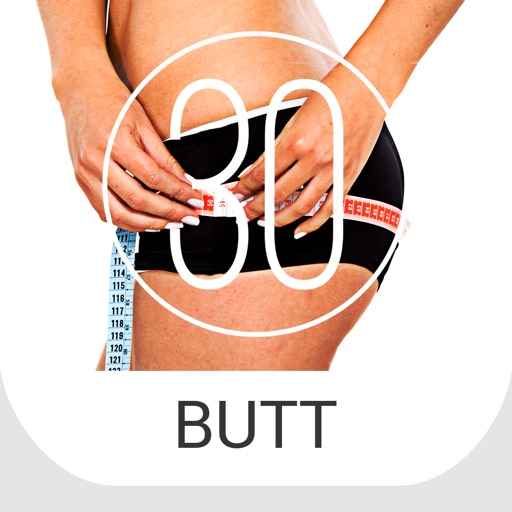 30 Day Butt Workout Challenge for Shaping, Toning, and Building a Bigger Rear