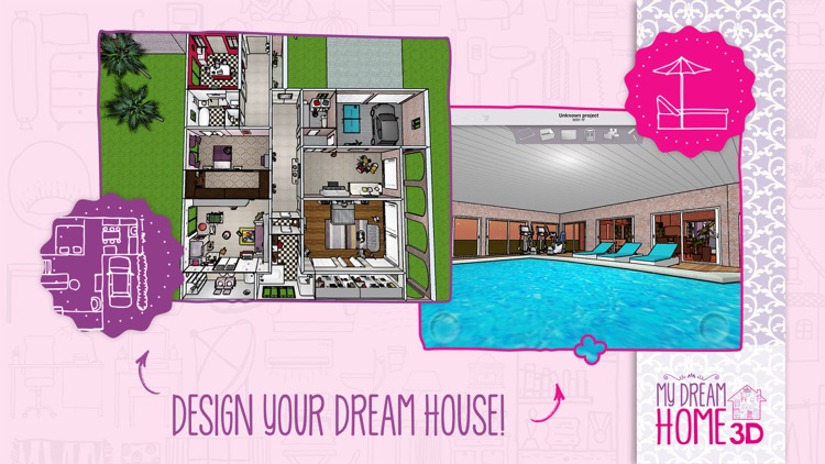 Home Design 3D: My Dream Home