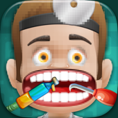 Aaah! Clumsy Tiny Dentist Fix My Crazy Teeth! - Kids Edition