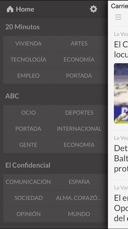 Periódicos ES - Los mejores diarios y noticias de la prensa en España