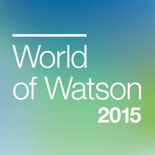 World of Watson 2015