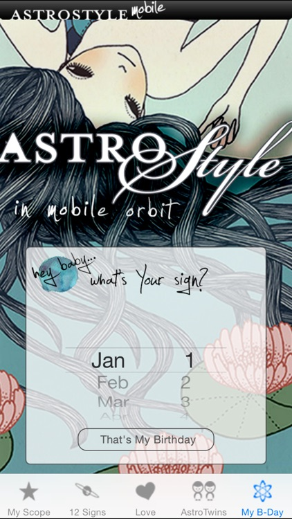 AstroStyle Mobile screenshot-3